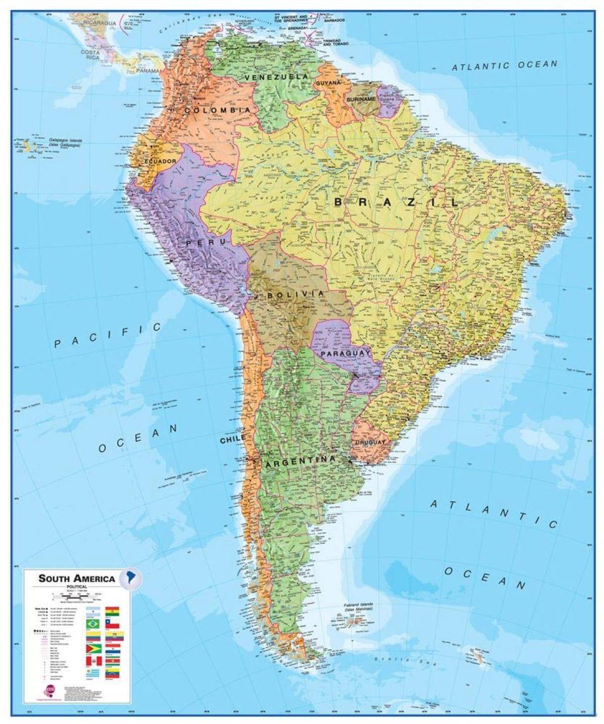 Kartta Perun Etela Amerikka Kartta Perun Etela Amerikka Etela